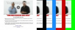 Thumbnail Teaser Optin Pages w/ PLR  Resell Rights