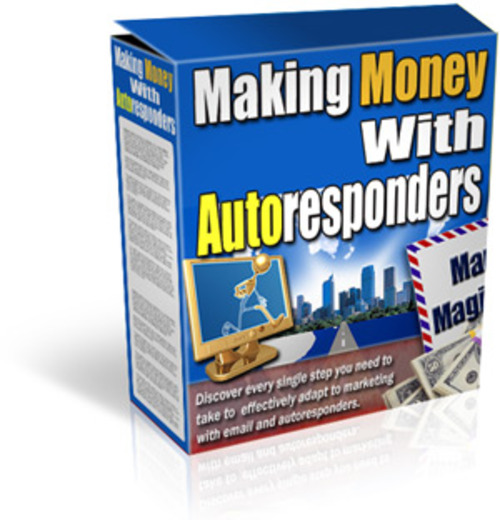 Pay for Making Money With Autoresponders