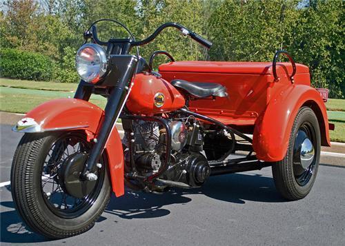 Harley Davidson Servicar Sv 1940 1958 Service Repair Manual Tradebit