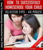 Thumbnail How To Successfully Home School Your Child