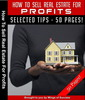 Thumbnail How To Sell Real Estate For Profits