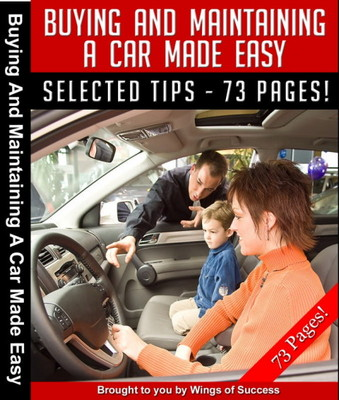 Pay for Buying and Maintaining A Car Made Easy