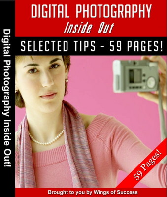 Pay for Digital Photography Inside Out