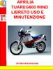 Thumbnail APRILIA TUAREG600 WIND LIBRETO USO E MINUTENZIONE