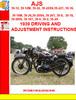 Thumbnail AJS 39-12, 39-12M, 39-22, 39-22SS,39-22T, 39-16, 39-16M, 39-