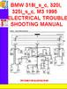 Thumbnail BMW 318i_s_c, 320i,325i_s_c, M3 1995 ELECTRICAL TROUBLESHOOT