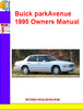 Thumbnail Buick parkAvenue 1995 Owners Manual