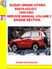 Thumbnail SUZUKI GRAND VITARA SQ416-420-625 1998-2005 SERVICE MANUAL V