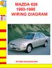 Thumbnail MAZDA 626 1993-1995 WIRING DIAGRAM