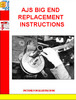 Thumbnail AJS BIG END REPLACEMENT INSTRUCTIONS