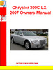 Thumbnail Chrysler 300C LX 2007 Owners Manual