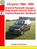 Thumbnail Chrysler 1984- 1995Grand & Plymouth Voyager, Doge Grand Cara