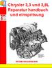 Thumbnail Chrysler 3,3 und 3,8L Reparatur handbuch und einspritsung