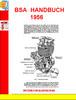 Thumbnail BSA  HANDBUCH 1956