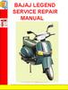 Thumbnail BAJAJ LEGEND SERVICE REPAIR MANUAL