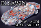 Thumbnail AUDI ELSAWIN ALL MODELS IN ONE COVERED FROM 1994 - 2012