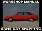 Thumbnail AUDI 80 1994 - 2012 COMPLETE WORKSHOP MANUAL