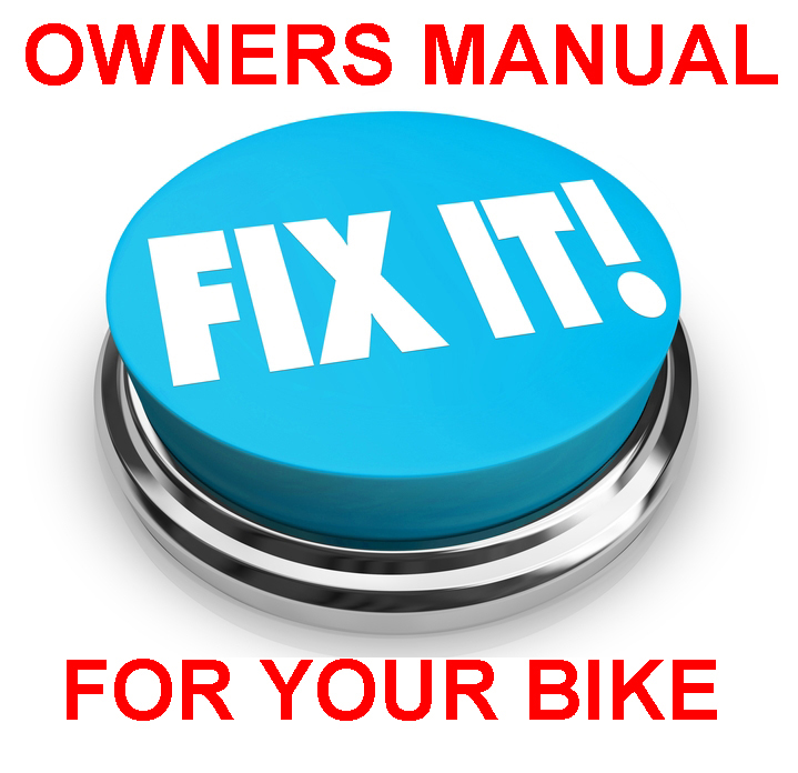 Thumbnail KTM 640 LC4 2003 OWNERS MANUAL