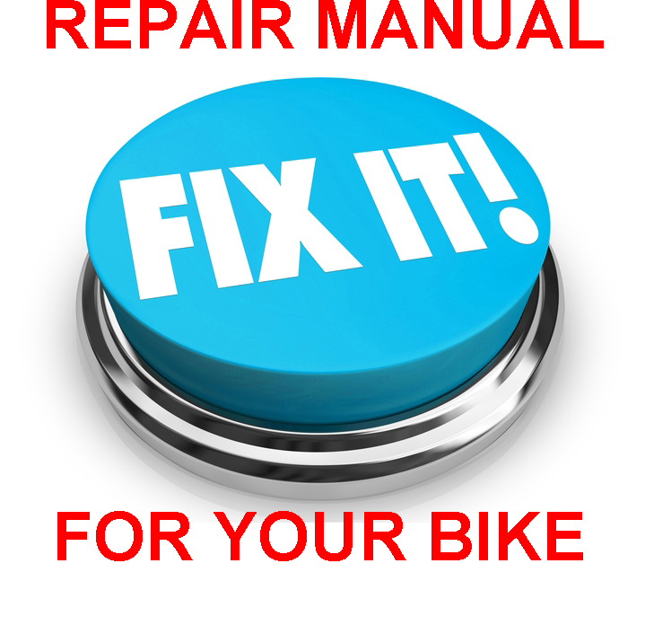 SUZUKI RF600 SERVICE MANUAL
