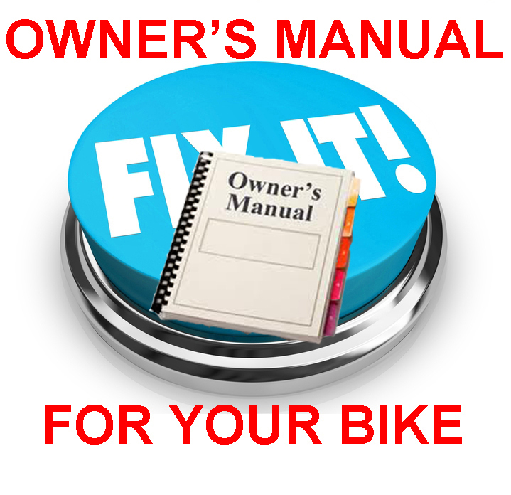 DUCATI SPORTTOURING OWNERS MANUAL