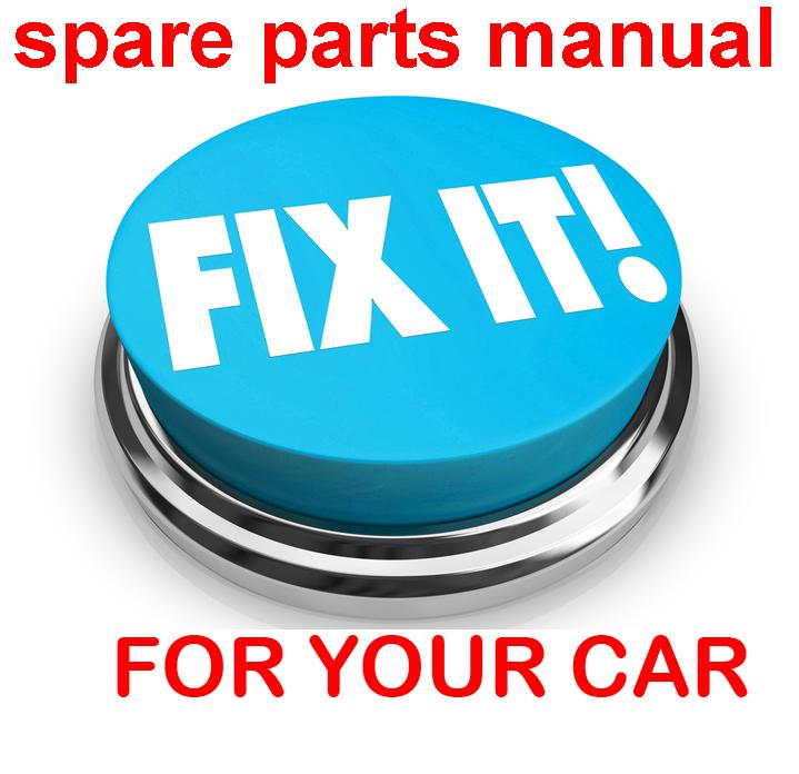 Thumbnail Jaguar Mark 10 spare parts catalogue