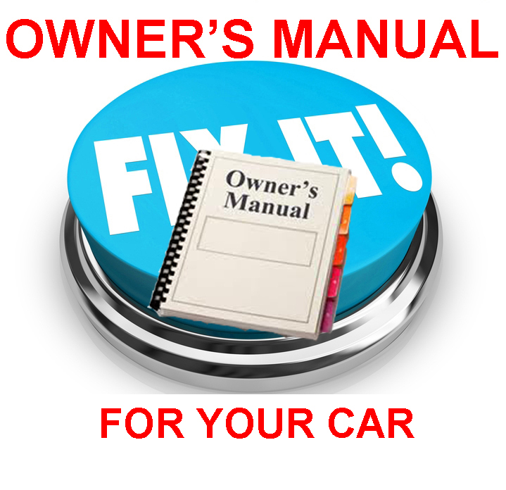 Thumbnail RANGE ROVER 1999 OWNERS MANUAL