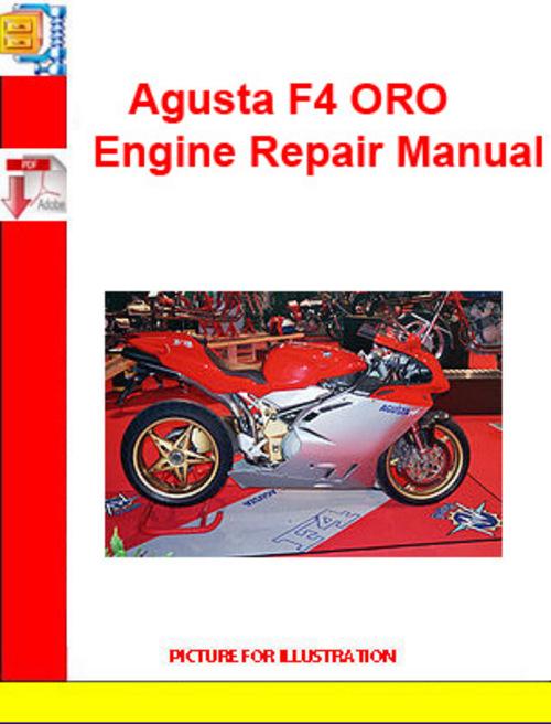 Free Mv Agusta F4 1000 S Engine Service Repair Manual Pdf