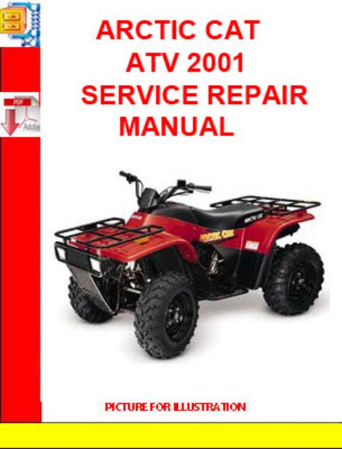 Arctic Cat ATV Manuals