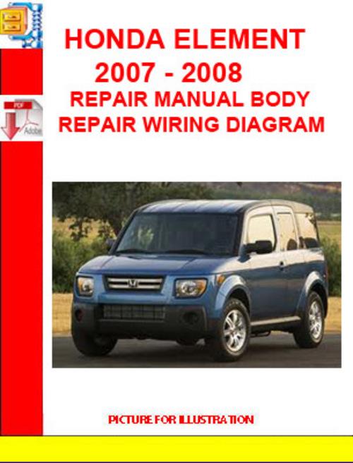 service manual 2008 honda element manual free download. Black Bedroom Furniture Sets. Home Design Ideas