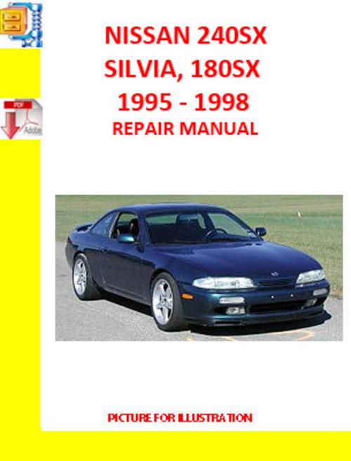 service manual pdf 1996 nissan 200sx repair manual. Black Bedroom Furniture Sets. Home Design Ideas