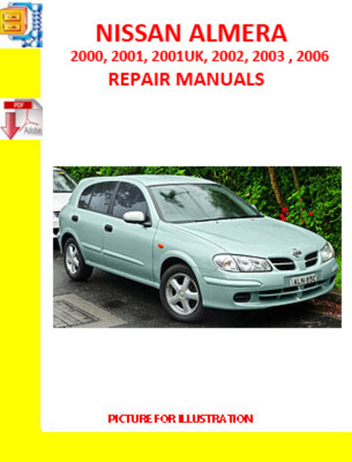 nissan almera owner manual pdf