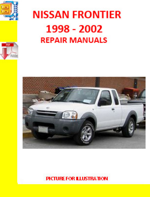 2008 nissan frontier factory service manual downloads by. Black Bedroom Furniture Sets. Home Design Ideas
