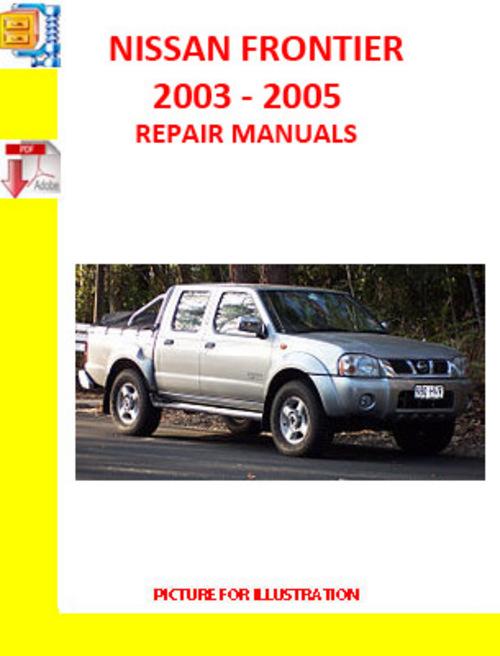 service manual pdf 2003 nissan frontier manual pdf. Black Bedroom Furniture Sets. Home Design Ideas