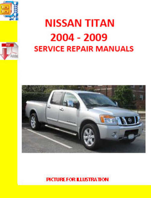 nissan titan service manual 2004 2009 download. Black Bedroom Furniture Sets. Home Design Ideas