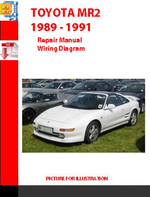 Toyota Mr2 1989