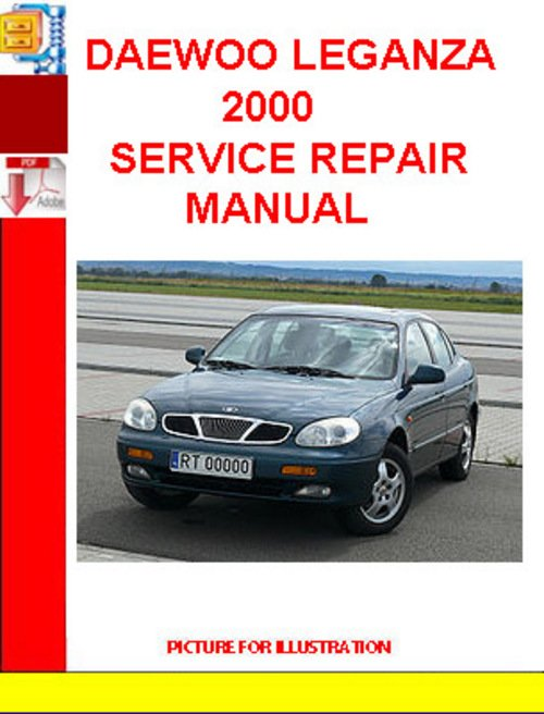service manual 2002 daewoo leganza owners repair manual. Black Bedroom Furniture Sets. Home Design Ideas