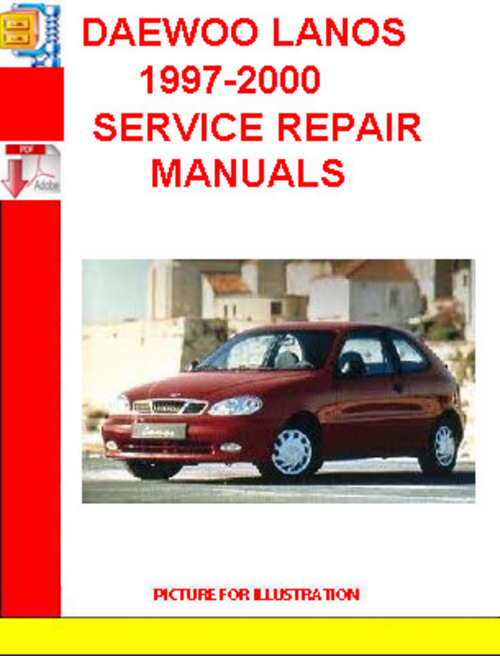 daewoo lanos 1997 2000 service repair manuals download