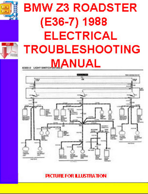 1998 Bmw Z3 Fuse Box - Example Electrical Wiring Diagram •