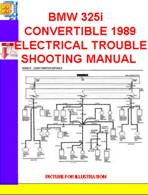 Free Bmw 735i 1986 Electrical Troubleshooting Manual