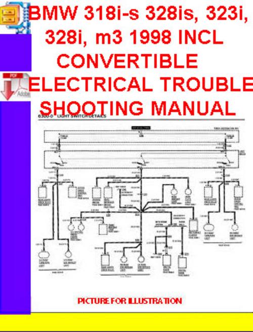 bmw 318i s 328is  323i  328i  m3 1998 incl convertible bmw e21 323i workshop manual bmw e21 323i workshop manual