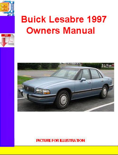 service manual 2001 buick lesabre manual free download. Black Bedroom Furniture Sets. Home Design Ideas