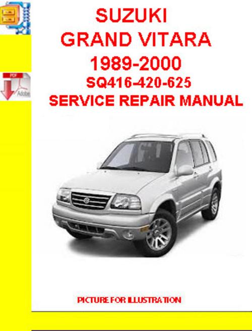 Suzuki Grand Vitara 1989