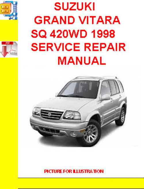 Suzuki Grand Vitara Wd Car Complaints