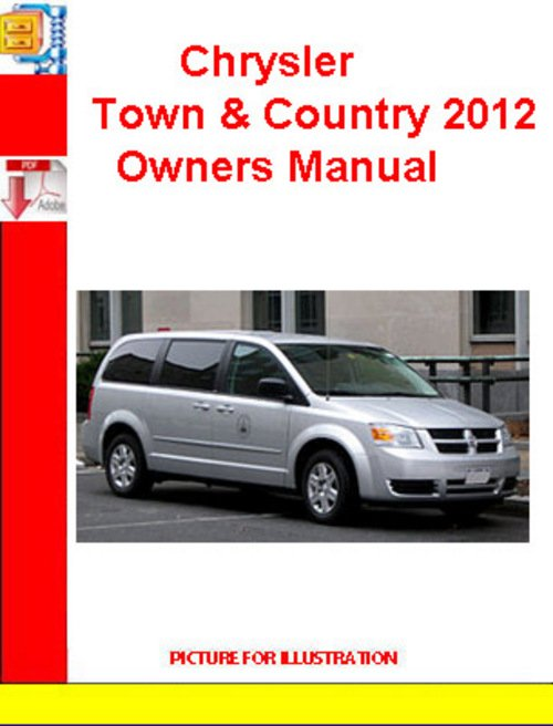 service manual 2012 chrysler town country service manual. Black Bedroom Furniture Sets. Home Design Ideas