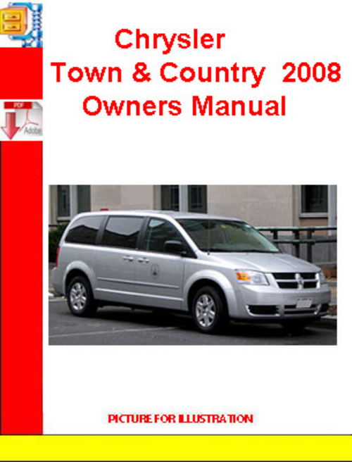chrysler town   country 2008 owners manual download manuals 2006 chrysler town country manual 2008 chrysler town and country service manual