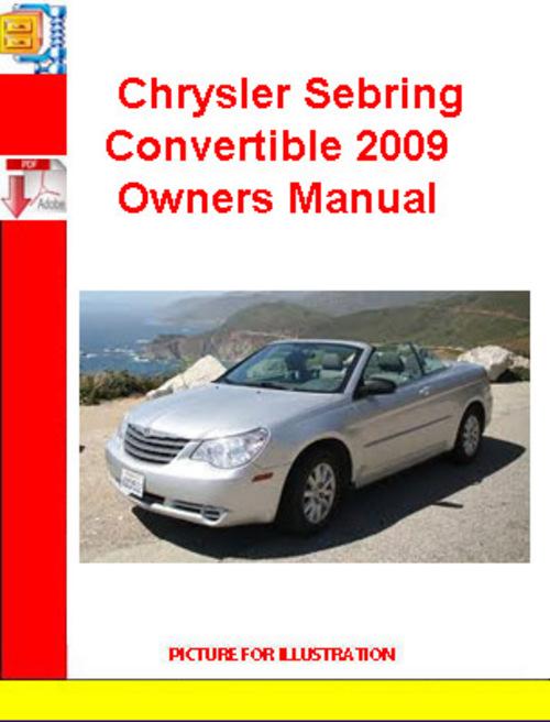 free 2003 pt cruiser owners manual