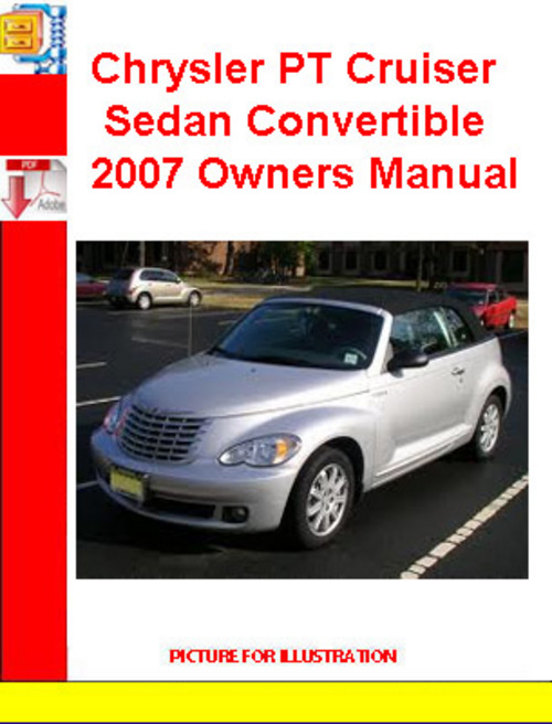 2007 Pt Cruiser Repair Manual Pdf