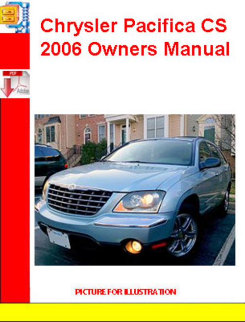 chrysler pacifica cs 2006 owners manual download manuals te rh tradebit com chrysler pacifica 2005 manual chrysler pacifica 2006 repair manual