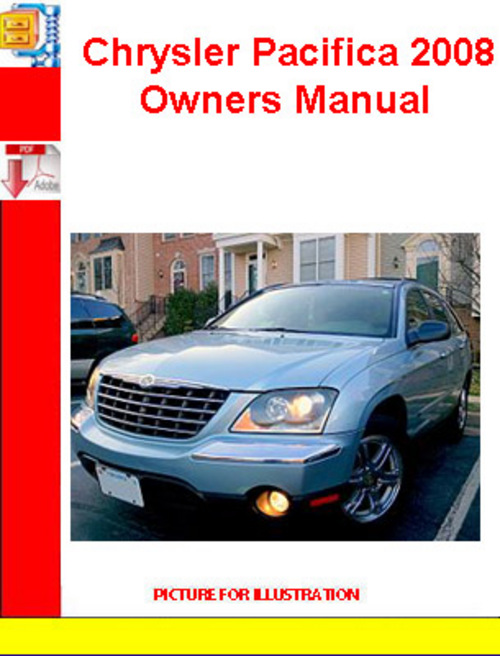 chrysler pacifica 2008 owners manual download manuals. Black Bedroom Furniture Sets. Home Design Ideas