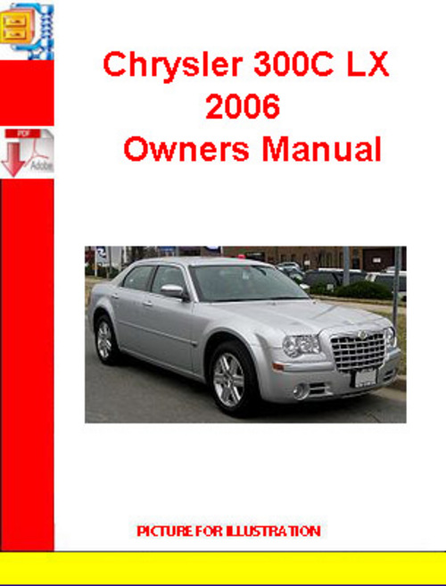 Pdf-8096] chrysler 300 2006 owners manual | 2019 ebook library.